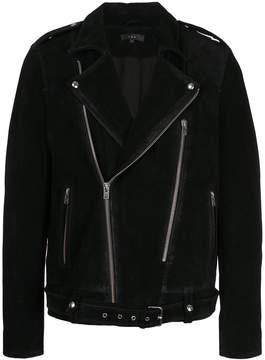IRO slim-fit belted jacket