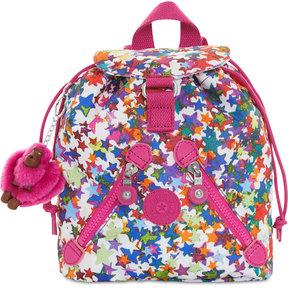 Kipling Fundamental Mini Backpack - KALEIDOSCOPE BLOCK - STYLE