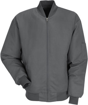 JCPenney Red Kap Solid Team Jacket