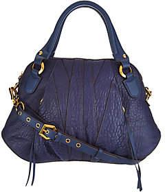 Oryany Lamb Leather Satchel Handbag -Trina
