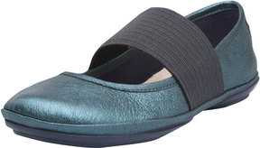 Camper Women's Right Nina Leather Round-Toe Flat