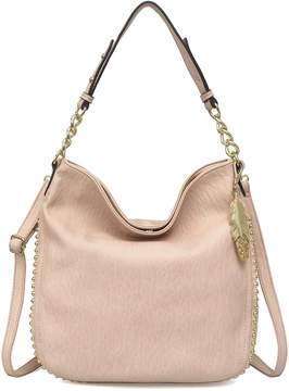 Jessica Simpson Camile Convertible Side Studded Hobo Bag