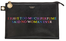 Victoria's Secret Victorias Secret Rainbow Beauty Pouch