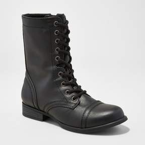 Mossimo Women's Cassie Combat Boots