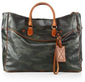 Ralph Lauren Coated Canvas Tote