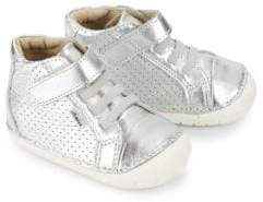 Old Soles Baby Boy's & Toddler's Pave Cheer Leather Sneakers