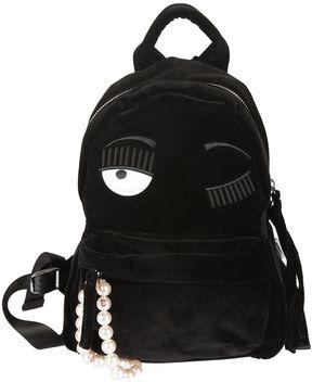 Chiara Ferragni Beaded Flirting Backpack