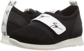 Giuseppe Zanotti Kids Singles Sneaker Kid's Shoes