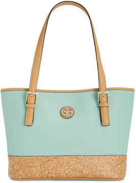 Giani Bernini Saffiano Medium Tote, Created for Macy's