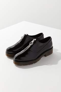 Urban Outfitters Tanis Zip-Front Oxford