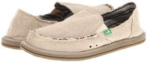 Sanuk Donna Hemp Women's Slip on Shoes