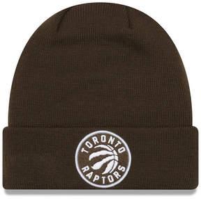 New Era Toronto Raptors Fall Time Cuff Knit Hat