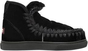 Mou 40mm Eskimo Velvet Boots