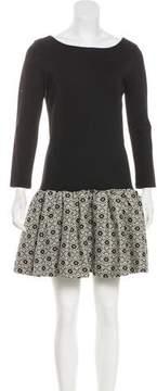 Erin Fetherston ERIN by Mini Long Sleeve Dress