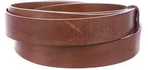 Maison Margiela Leather Waist Belt