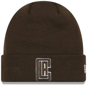 New Era Los Angeles Clippers Fall Time Cuff Knit Hat