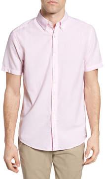 Gant Tech Prep Stripe Seersucker Sport Shirt