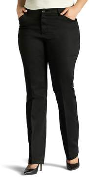 Lee Plus Size Total Freedom Dress Pants
