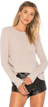 Autumn Cashmere Reversible Crossover Sweater