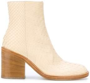 Ann Demeulemeester Pittone boots