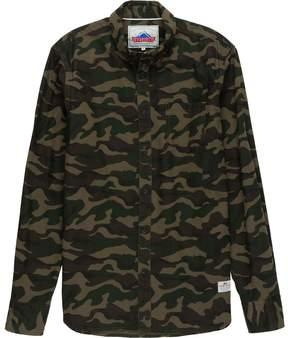 Penfield Gridley Camo Shirt