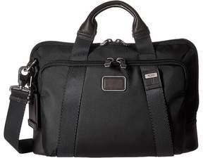 Tumi Alpha Bravo - Hansen Brief Briefcase Bags