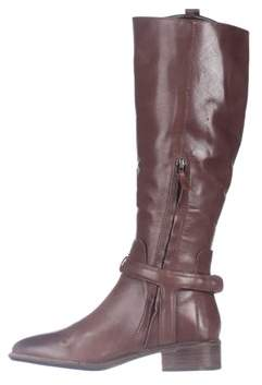 Dolce Vita Womens Mayden Pointed Toe Mid-calf Fashion Boots.