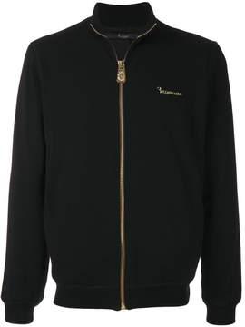 Billionaire zipped jacket