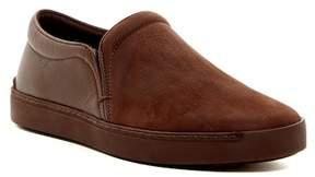 Rag & Bone Kent Contrast Slip-On Suede & Leather Sneaker