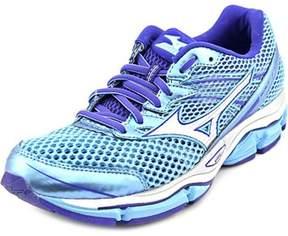 Mizuno Wave Enigma 5 Women Round Toe Synthetic Blue Running Shoe.