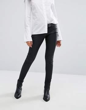 Noisy May Coated Skinny Jean