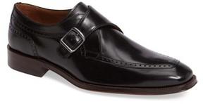 Johnston & Murphy Men's Boydstun Monk Strap Shoe