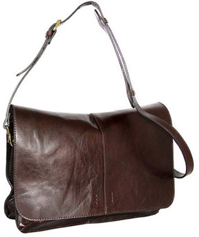 Women's Nino Bossi Peyton Leather Shoulder Bag