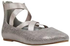 Nine West Girls' Feliciah Flat