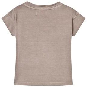 Bobo Choses Baby T-shirt John Chateau Gray