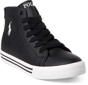 Ralph Lauren Slater Mid-Top Sneaker