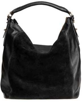 H&M Handbag with Suede Details