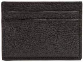 Valentino Micro-Rockstud leather cardholder