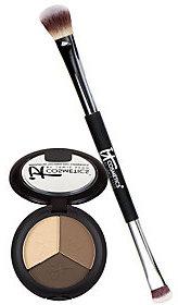It Cosmetics Pretty in Winter Eye Shadow Trio w/ No-Tug Brush