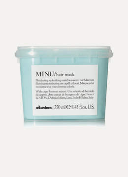 Davines Minu Hair Mask, 250ml - Colorless