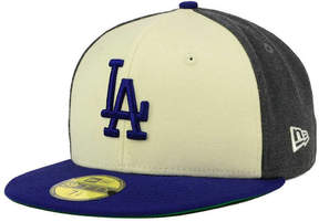 New Era Los Angeles Dodgers Classic Coop 59FIFTY Fitted Cap
