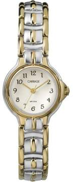 Timex Carriage by Women's Chelsea Watch, Two-Tone Stainless Steel