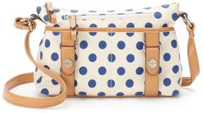 Rosetti Mindy Polka Dot Crossbody Bag