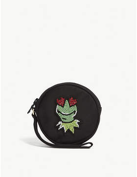 Sandro The Muppet Show nylon purse