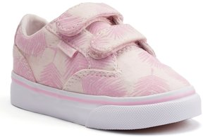 Vans Winston Toddler Girls' Palm Shoes