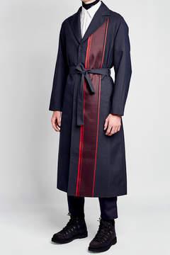 Oamc Selvedge Denim Coat