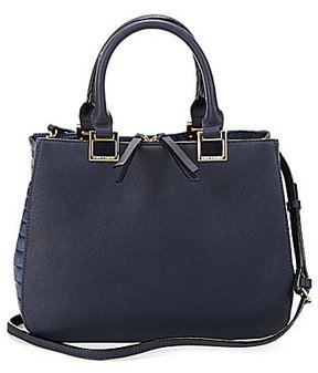 Kate Landry Hayden Color Block Satchel