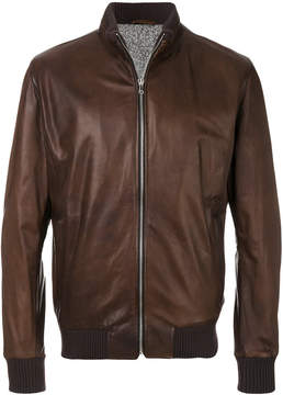 Barba zip up jacket