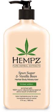 Hempz Limited Edition Spun Sugar & Vanilla Bean Herbal Moisturizer