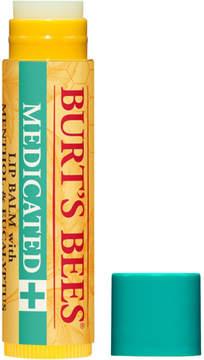 Burt's Bees Menthol & Eucalyptus Medicated Lip Balm